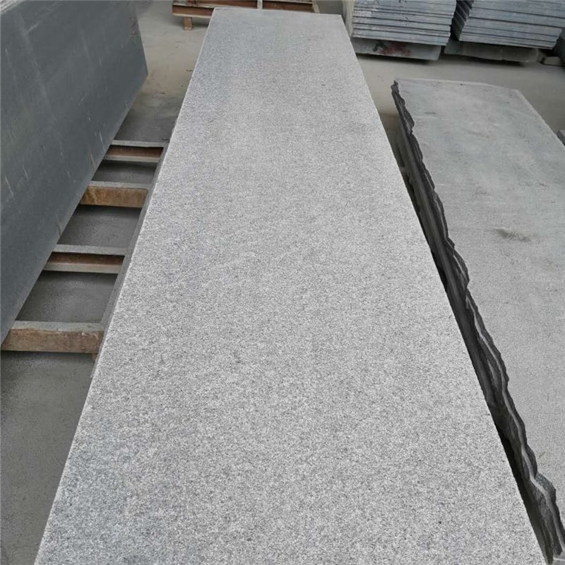 New G654 Dark Grey Granite Paving Slabs